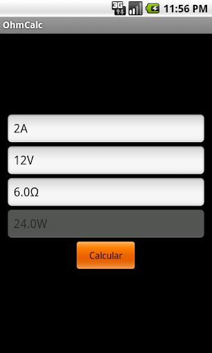 免費下載工具APP|Ohm Calc app開箱文|APP開箱王