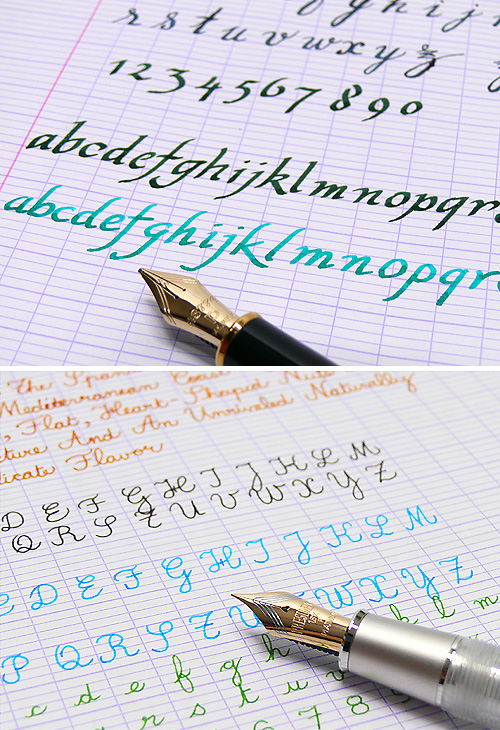 Writer'S Bloc Blog: What Is French Ruled Paper?