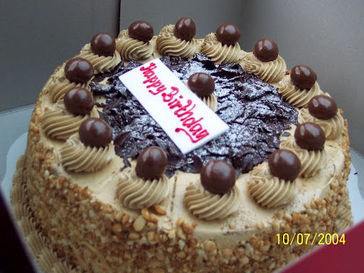 Kue Ulang Tahun BBV