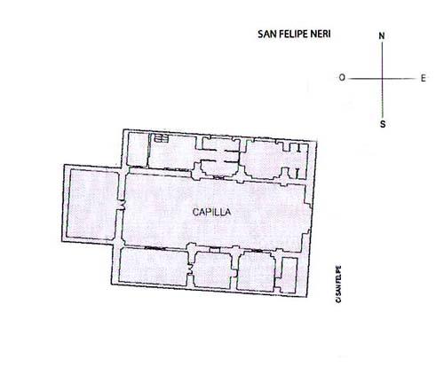 Planta capilla