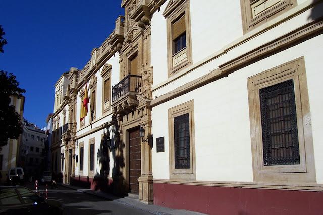 Fachada Palacio de los Venegas