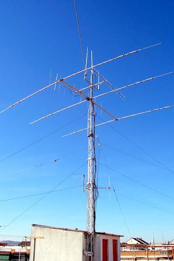 Mis antenas de radio