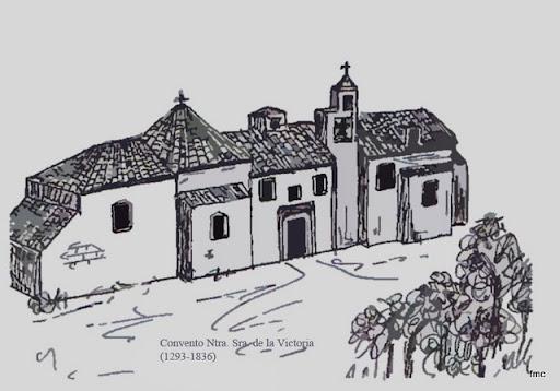 Boceto del Convento