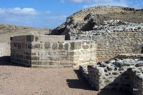Torreón de entrada
