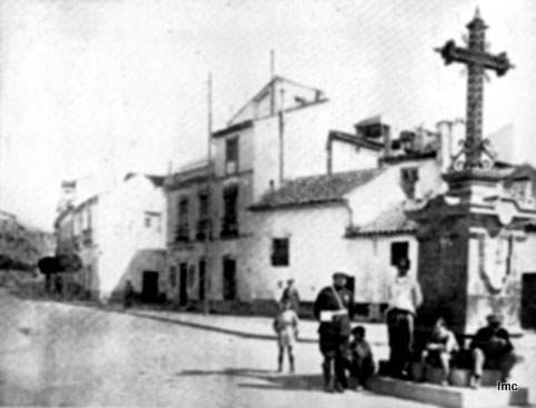 La Cruz de Rastro 1950