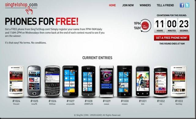 phones4free