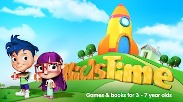 Screenshot of Samsung KidsTime Apps for Kids