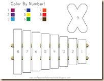 xcolorbynumbers