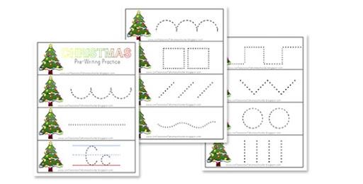 math worksheet : preschool christmas activities  confessions of a homeschooler : Preschool Christmas Math Worksheets