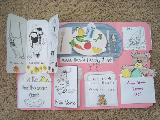 lapbooks for homeschoolers. this lapbook on Homeschool