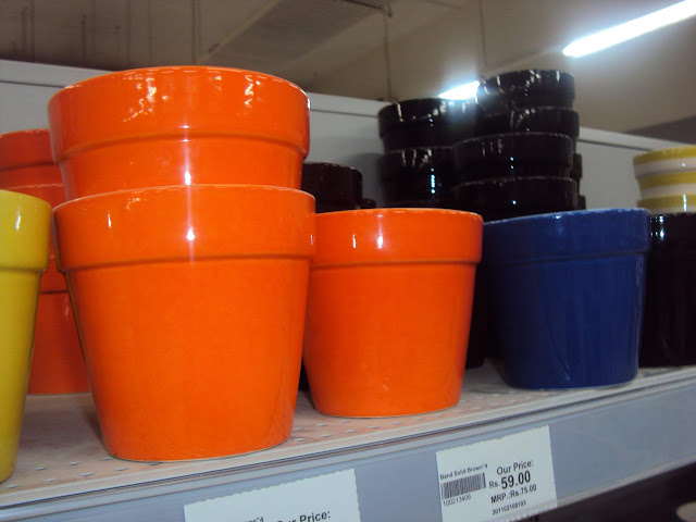 Orange Planter - Rs.59