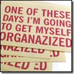 organizized