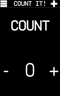 COUNT IT! - screenshot