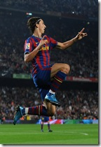 gol de zlatan ibrahimovic barcelona 2010 la liga