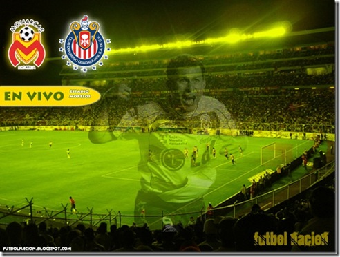 Monarcas vs Chivas EN VIVO