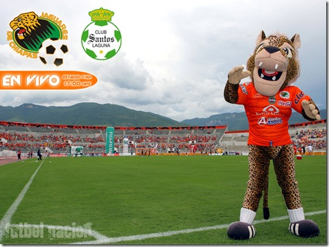 Jaguares vs santos estadio victor manuel reyna 24 de octubre