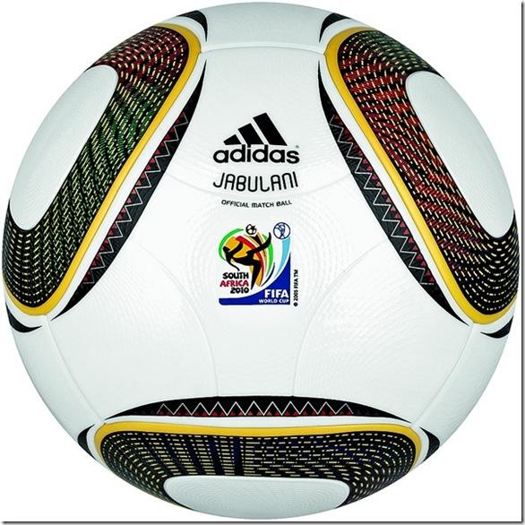 adidas jabulani balon oficial del mundial