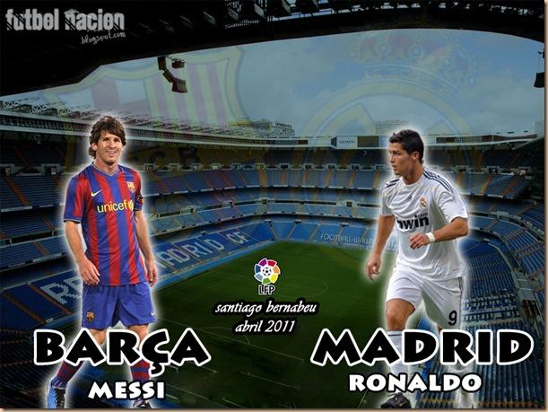 real madrid vs barcelona en vivo la liga española 10-11