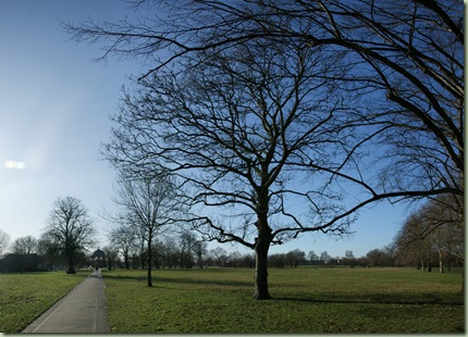 Clapham Common 30.01.10