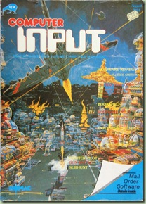 Computer Input Magazine (1984)