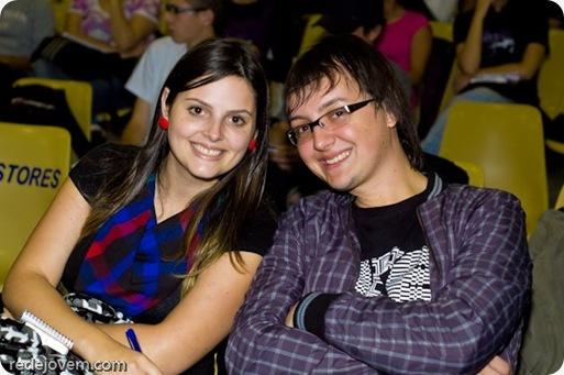Rebeca e Silvio Lacerda