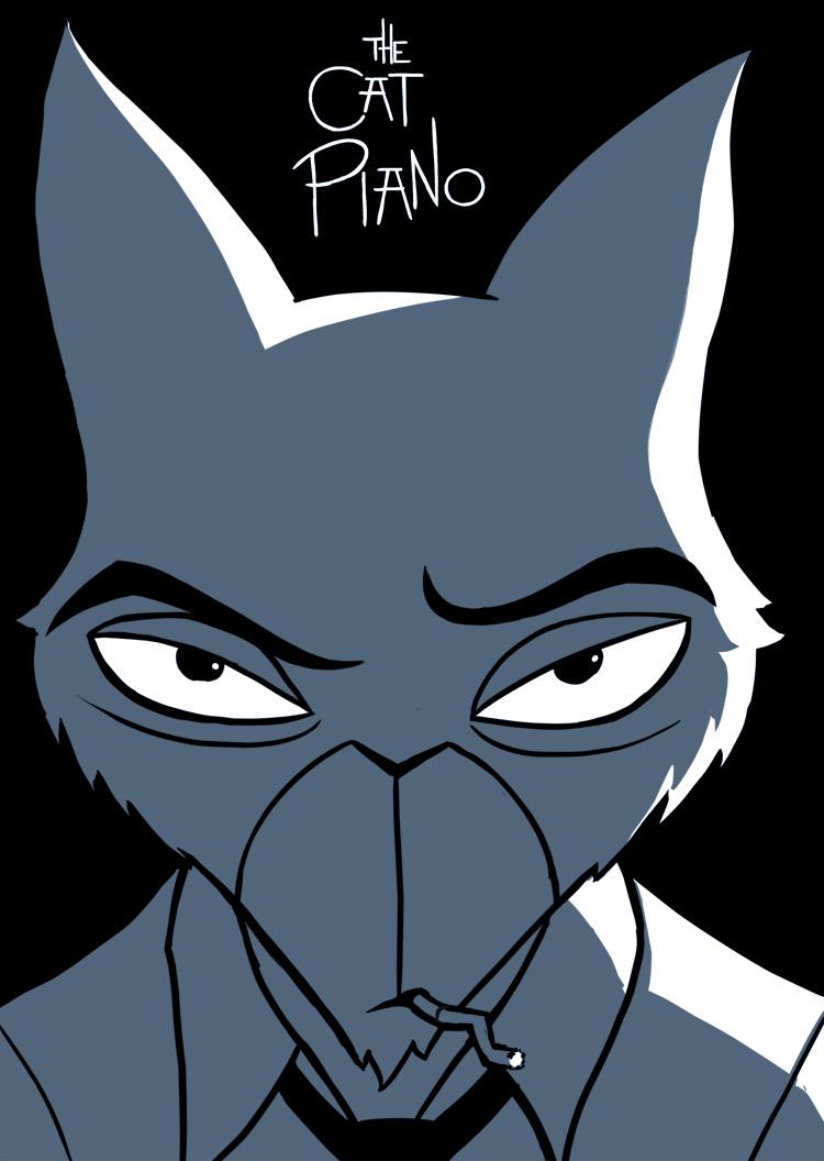The Cat Piano Short Film