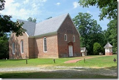 Old St. Johns Church as it looks today