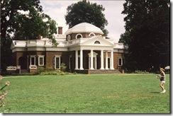Monticello  Jefferson's Home