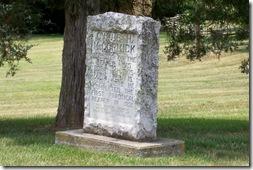 McCormick Farm marker Birthplace of Cyrus McCormick