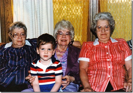 Angelica,Andy,MargeretWeibel(Sam'sGrandmother),&Laverne.a