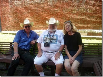 Len,Sam & Donna05-24-11a