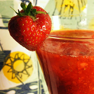 Strawberry Juice Cocktail Recipes
