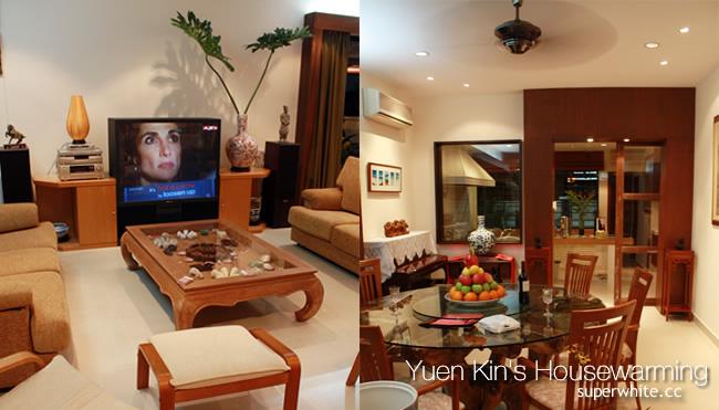 Yuen Kin's Housewarming