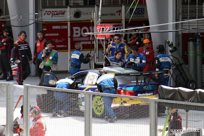 Super GT International 2009 Sepang Day 1: Qualifying
