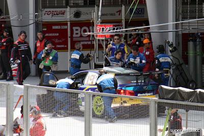 Super GT International 2009 Sepang Day 1: Qualifying