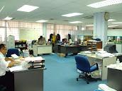 Bahagian Dalam Pejabat