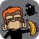 GW猴子(GW Monkey):類似像小時候任天堂掌上型遊戲機的小遊戲(免費中)