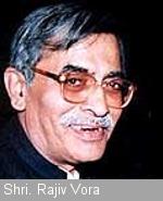 Shri. Rajiv Vora
