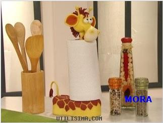 Manos creativas manualidades utilisima for Utilisima cocina