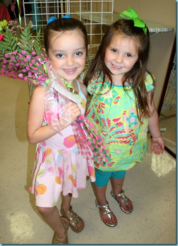 Blakely and Julia 2010