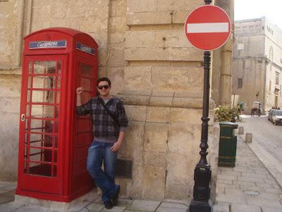 Influências Birtânicas em Malta