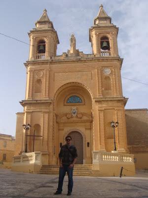 Igreja de Nossa Senhora de Pompeia - Marsaxlokk - Malta