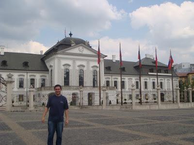 Palácio Presidencial Eslovaco