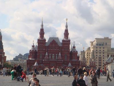 Museu Histórico - Moscou