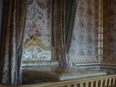 Palácio de Versalhes - Aposentos da Rainha