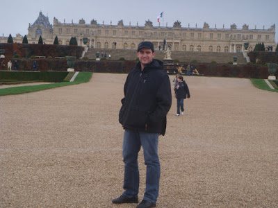 Palácio de Versalhes - Fachada