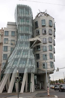 Casa Dançante - Praga