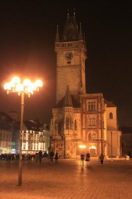 Relógio Astronômico - Praga