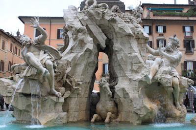 Piazza Navona - Roma - Itália