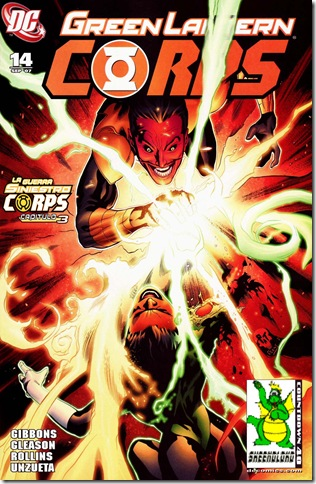 10 Green Lantern Corps 014